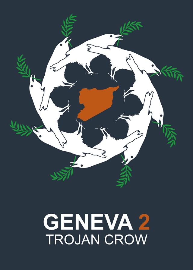 Ahmad ALI - Geneva 2 Trojan Crow
