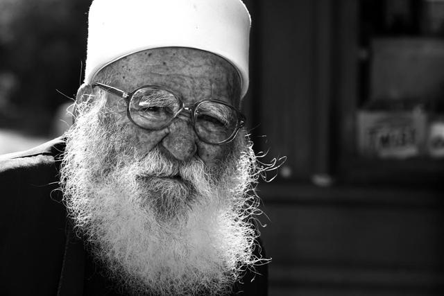 Ahmad ALI - Old man