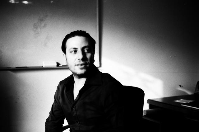 Ahmad ALI - Portrait 12