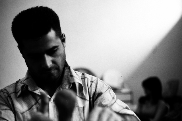 Ahmad ALI - Portrait 13